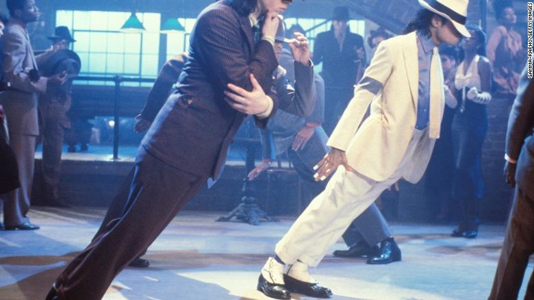 How Michael Jackson's tilt defied gravity